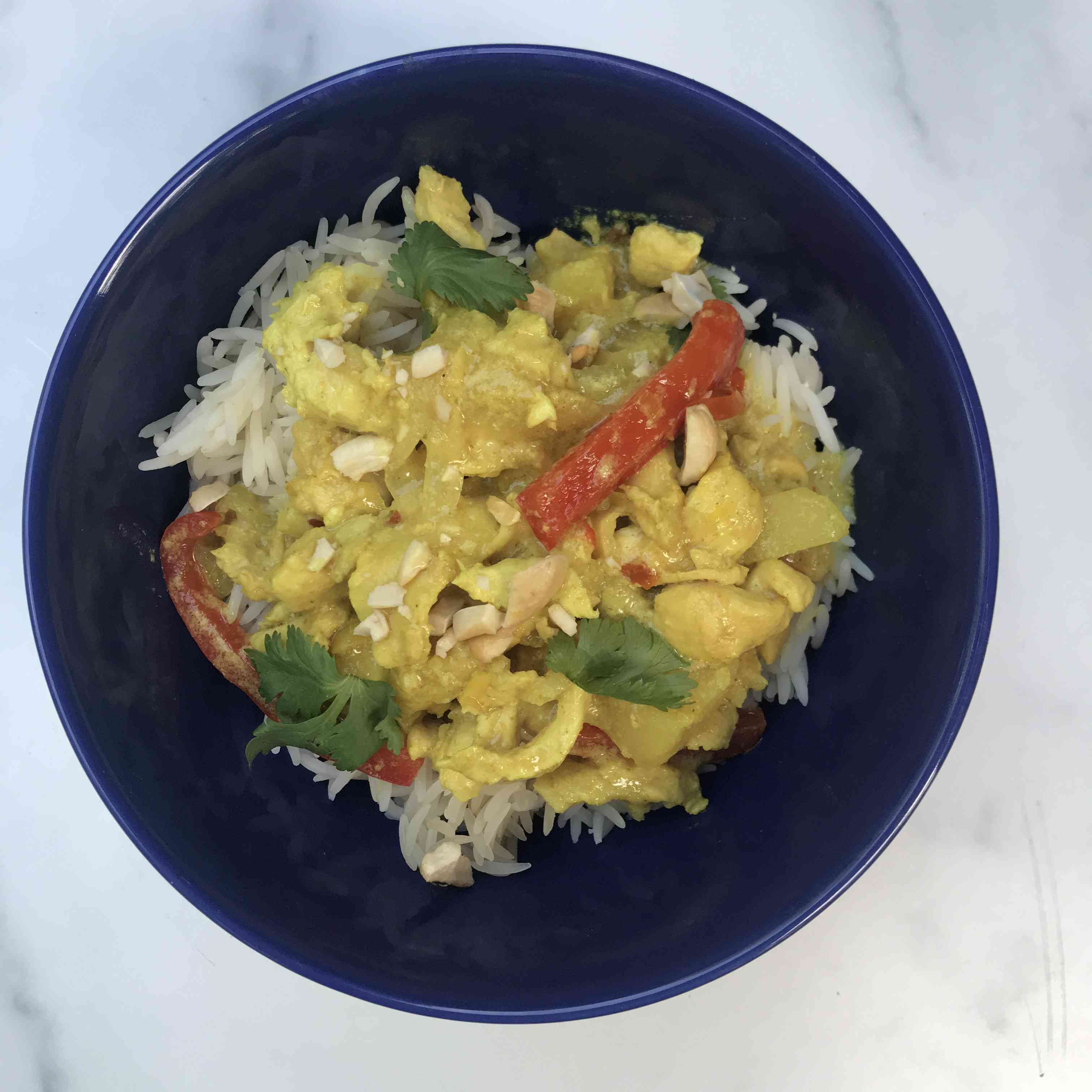 Thai Massaman Chicken Curry Tester Image