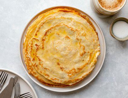 Malawah Somali Sweet Potato Pancaked recipe