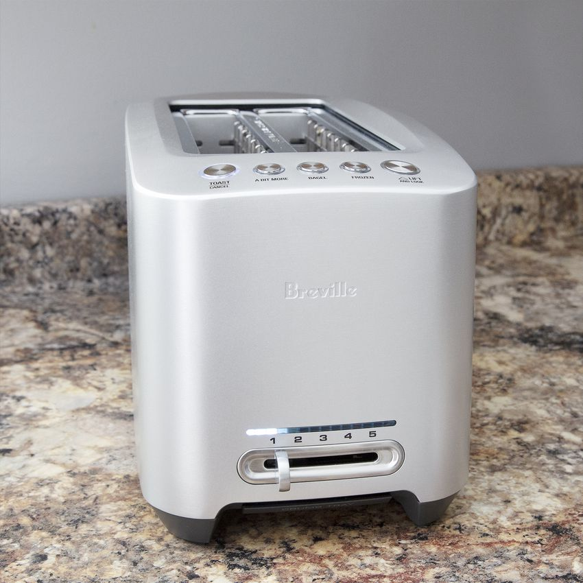 Breville Diecast Smart Toaster Review