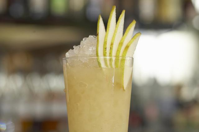 Grey Goose Vodka's Tuscan Pear Cocktail Recipe