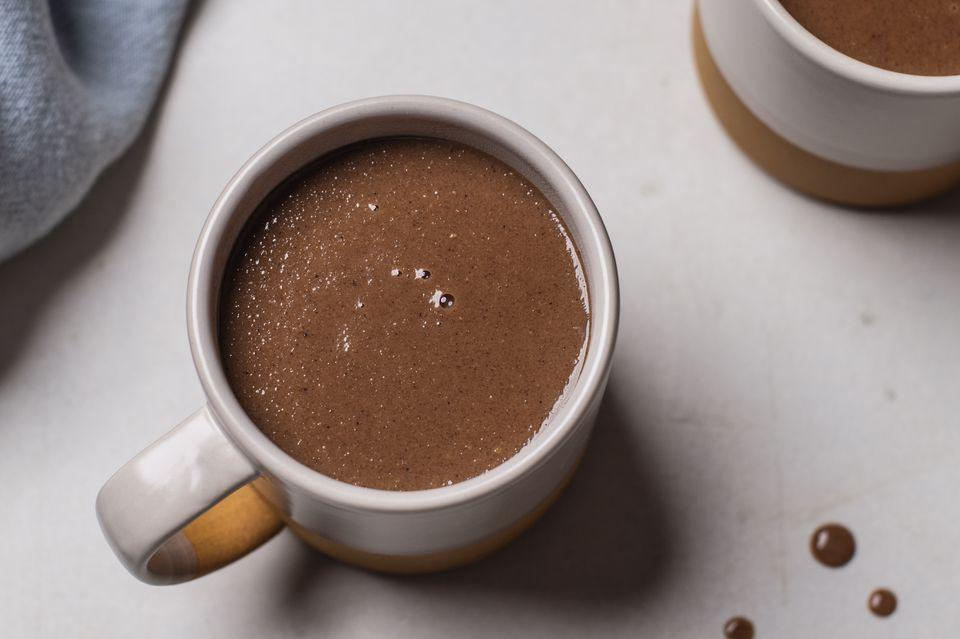 Champurrado: una bebida mexicana de chocolate caliente