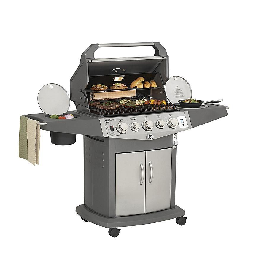 Blue Ember Gas Grill Model #FGF50069-U403