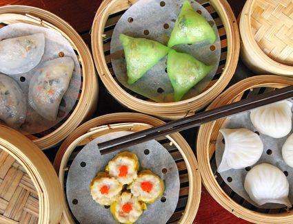 Traditional Chinese dim sum