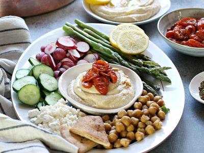 Is the Origin of Hummus Middle Eastern or Greek?