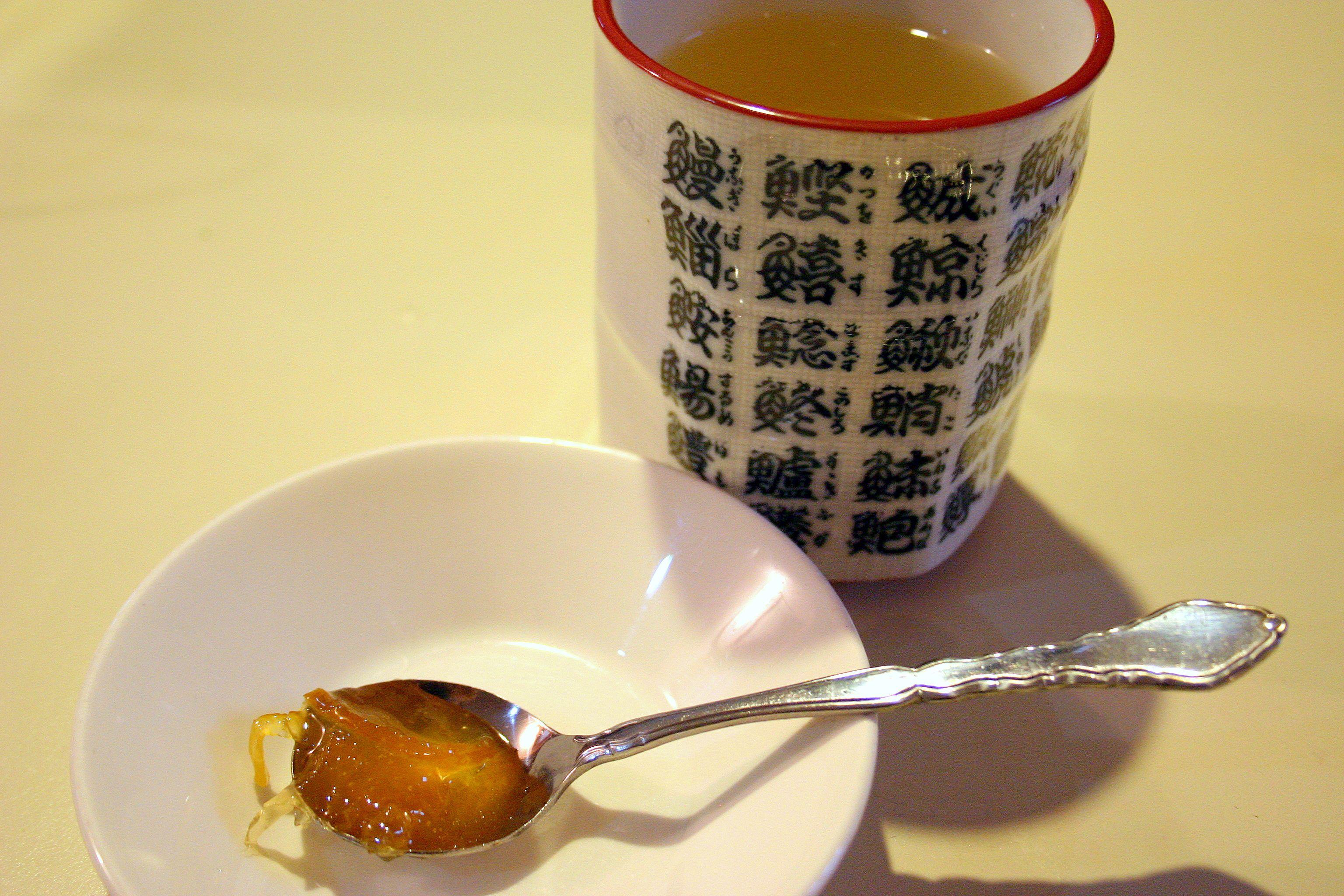Korean Yuja Cha Yuzu Citron Tea