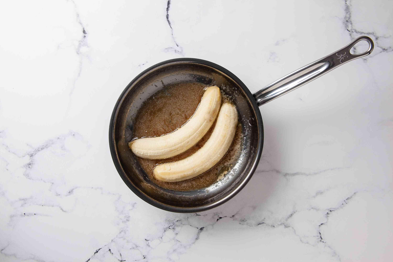 Sauté banana