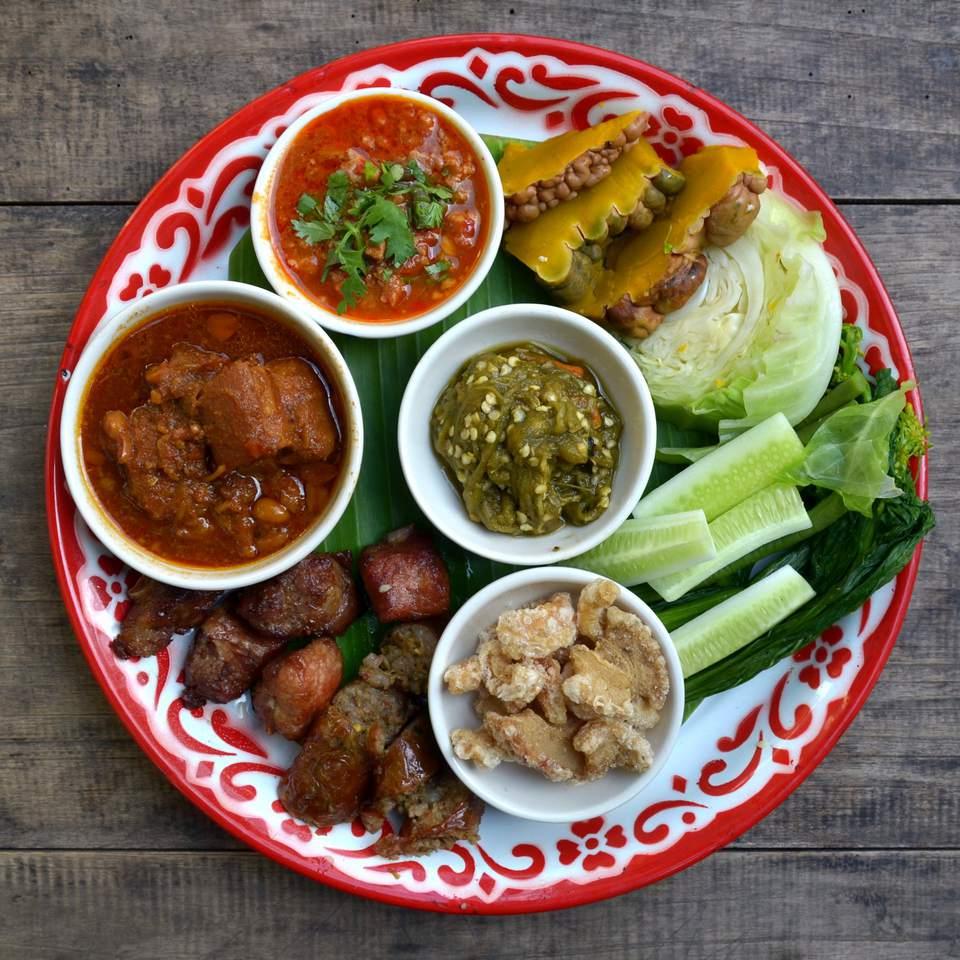 Lanna Cuisine Starters