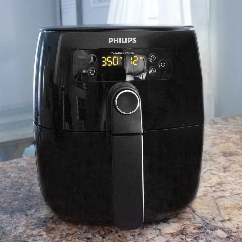 Philips Avance Collection 2.75-Quart TurboStar Digital Air Fryer