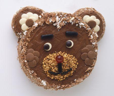 Teddy Bear Pull Apart Cupcakes