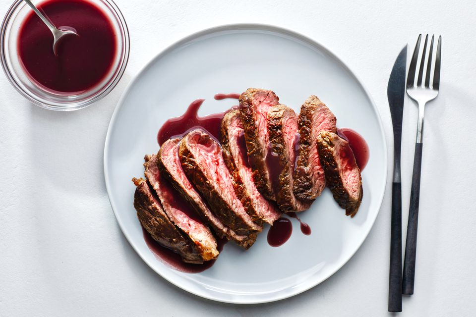 Classic French Bordelaise Sauce