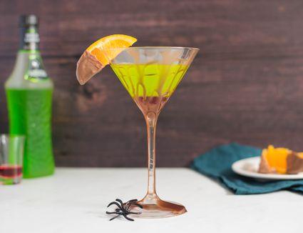 Midori spiders kiss recipe