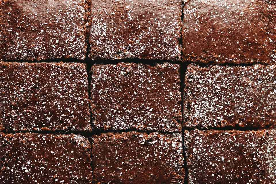 Fat-Free Low Calorie Chocolate Brownies
