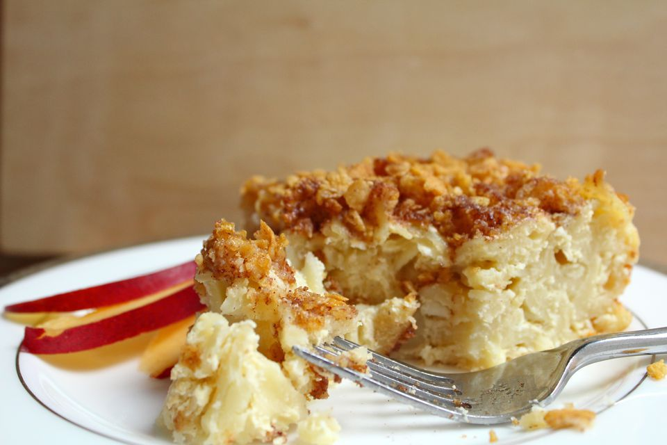 Cottage Cheese Kugel