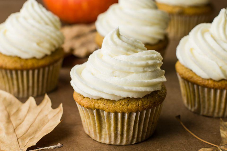 Butternut squash cupcakes recipe
