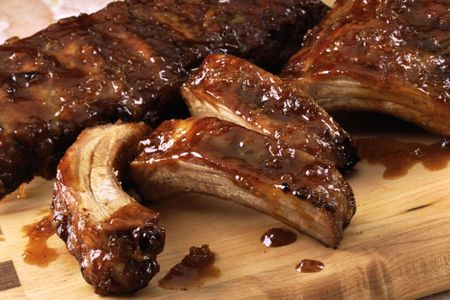 slow cooker barbecued pork spareribs recipe