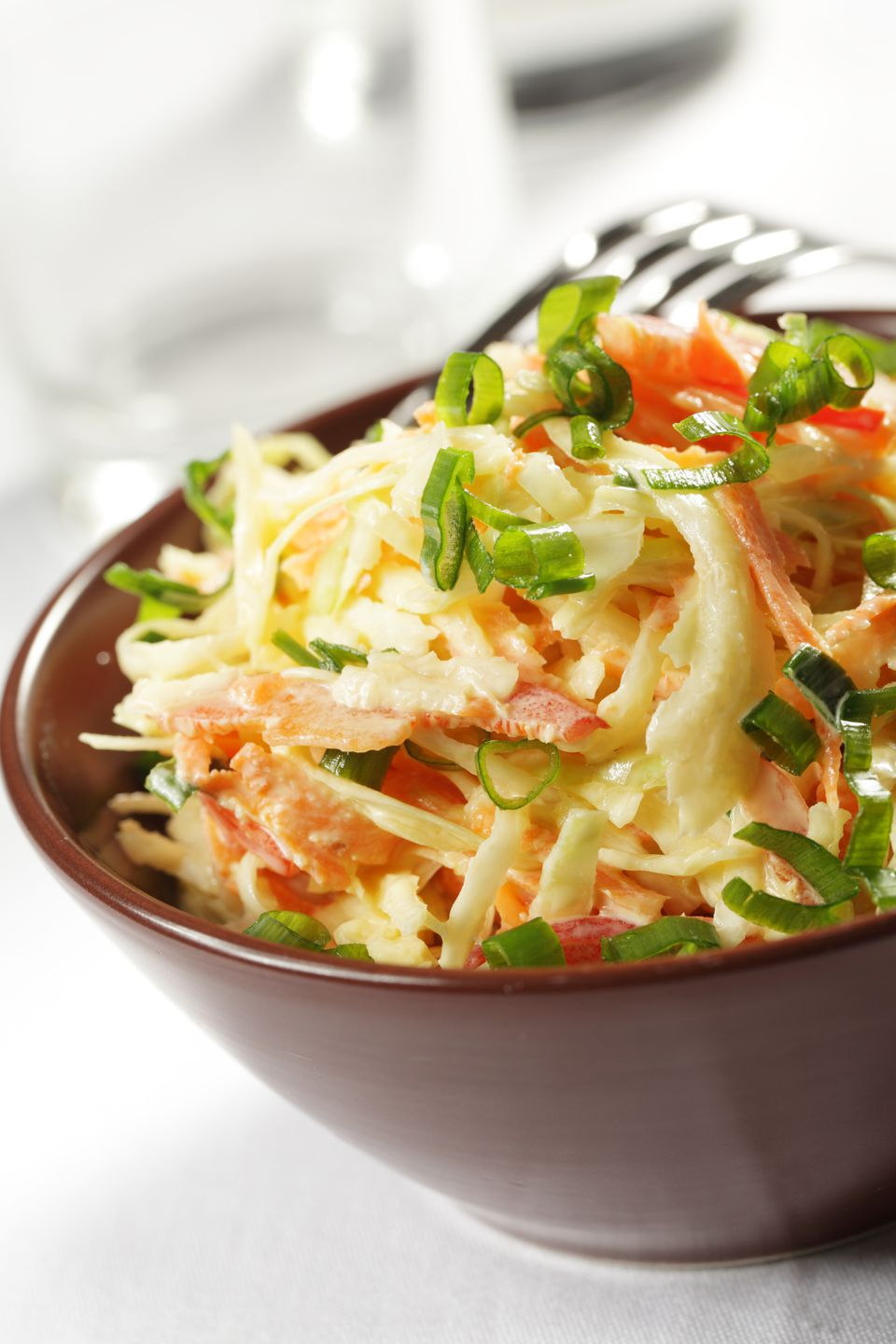 Pumpkin Seed Cole Slaw With Thai Peanut Dressing Recipe