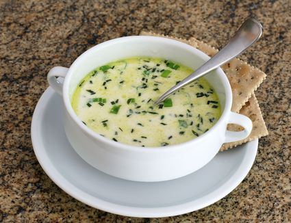 Slow Cooker Crab Soup