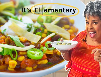 elementary, kysha, chili