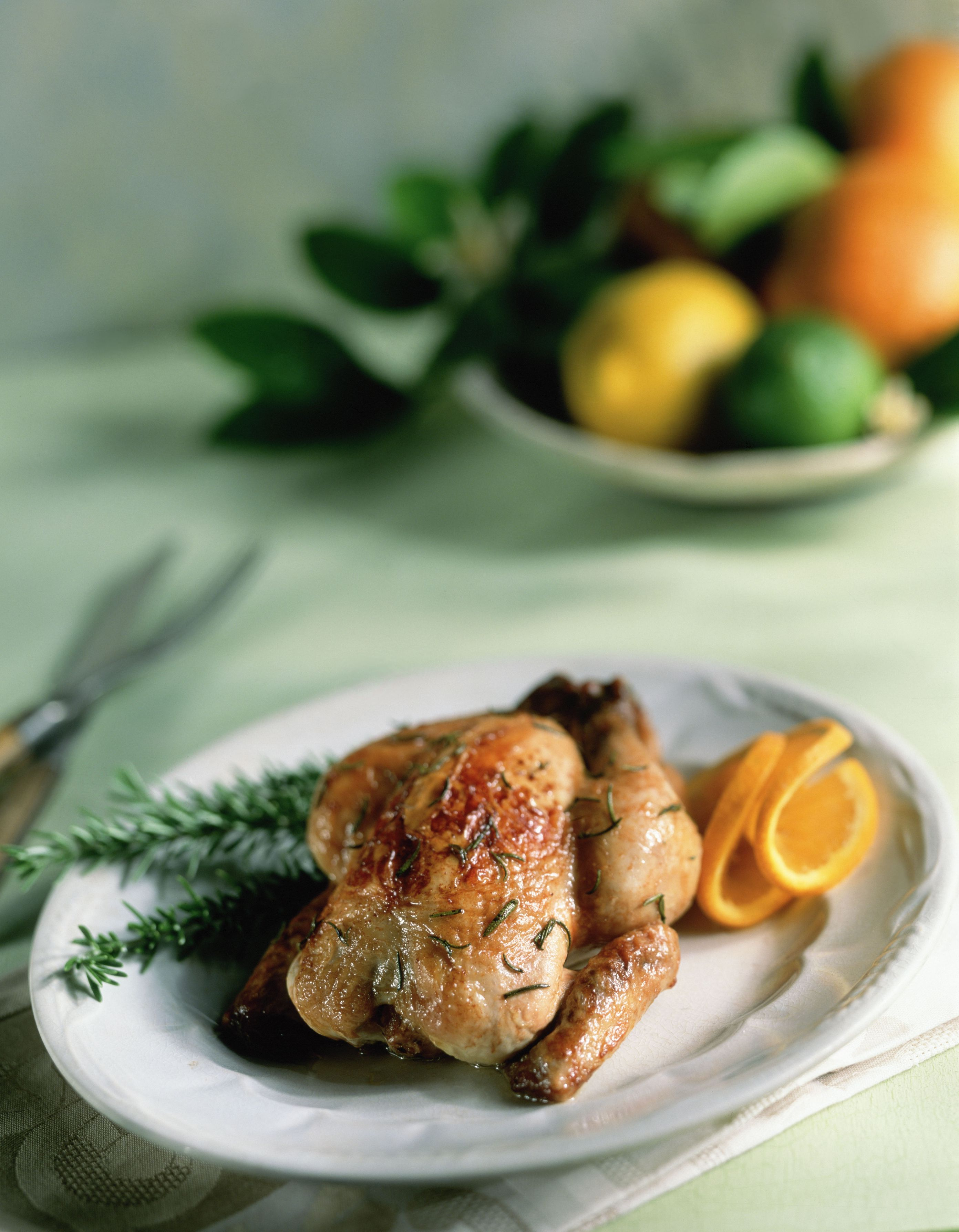 Impress Your Dinner Guests With These Special Cornish Hen Recipes