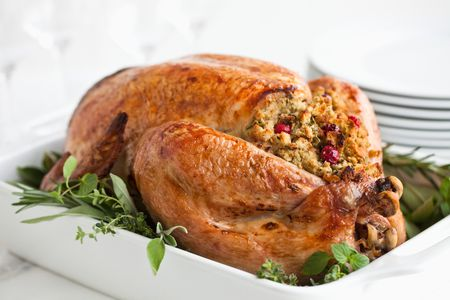 christmas turkey - Easy Christmas Dinner Recipes