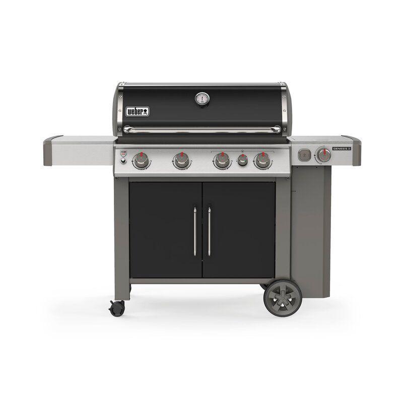 weber-genesis-ii-e-435-4-burner-gas-grill-side-burner
