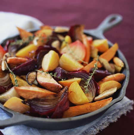 Oven Roasted Vegetables Recipe South Beach Diet