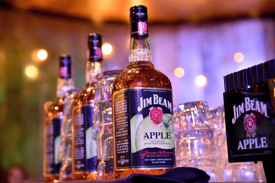 Jim Beam 'Apple Eve'