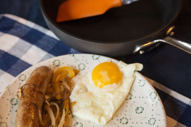 All-Clad HA1 Nonstick Fry Pan