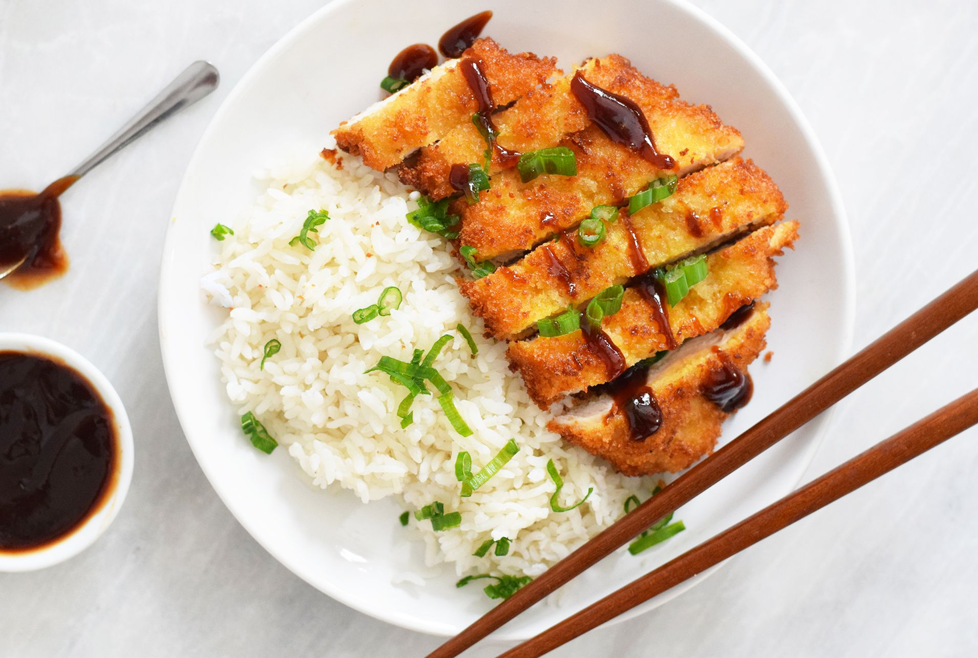 Crispy Chicken Katsu Will Become a New Dinner Staple