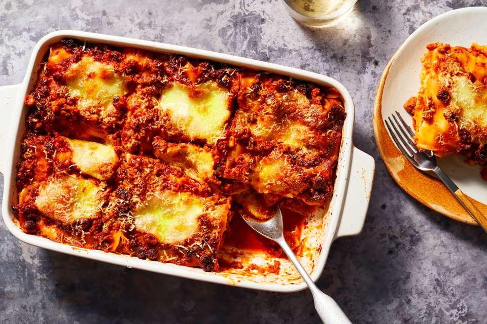 Best Classic Lasagna