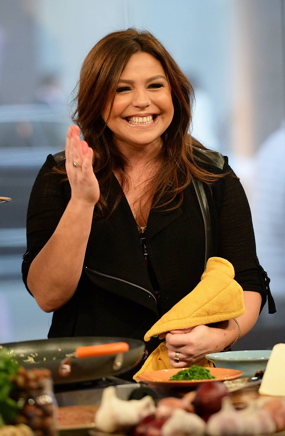 An Interview with Celebrity Chef Rachael Ray - YouTube