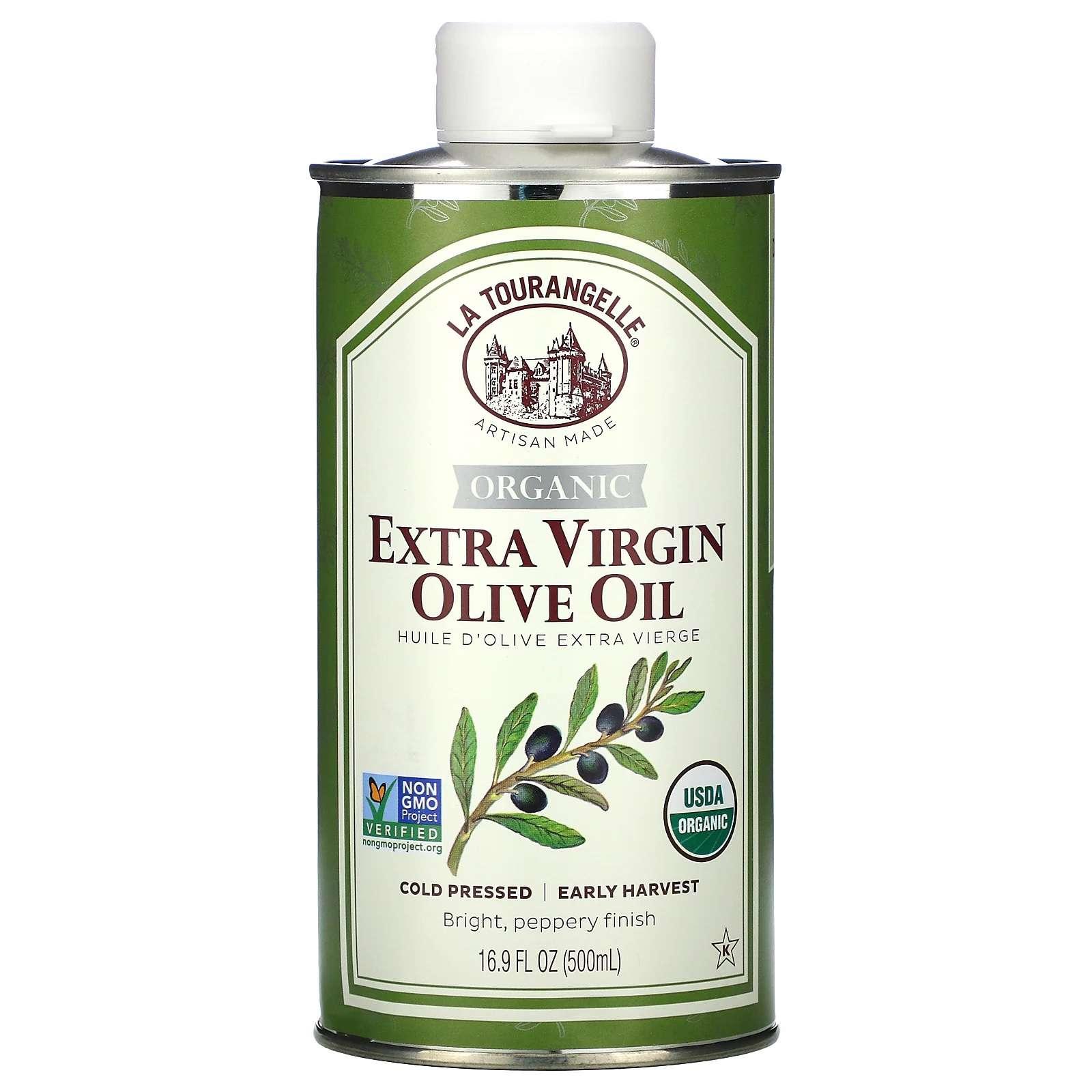 La Tourangelle Organic Extra Virgin Olive Oil