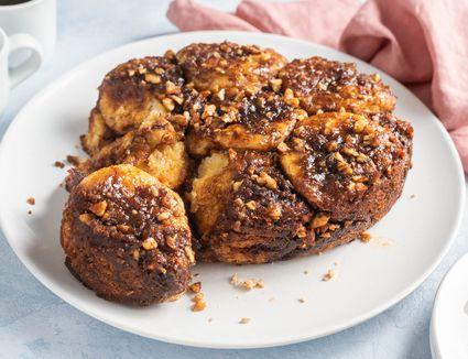 Crock pot caramel sticky buns recipe
