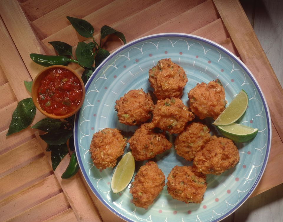 Caribbean Fritters
