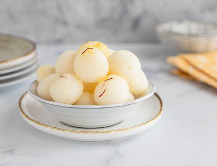 Rasguilia Indian dessert recipe