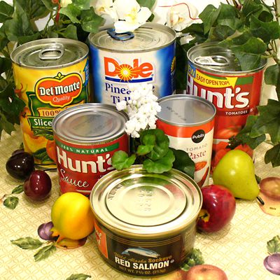 is fresh food better than canned food