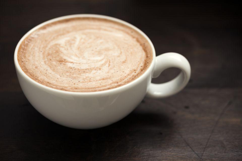 Dairy-Free Hot Chocolate Recipe