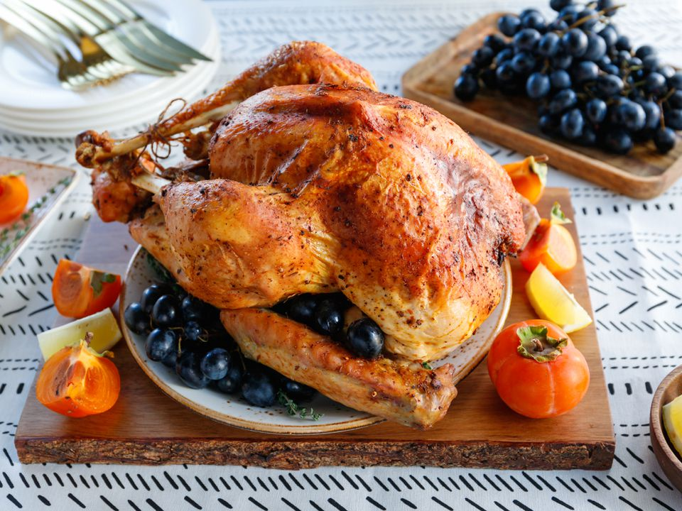 Pavochon roasted turkey recipe