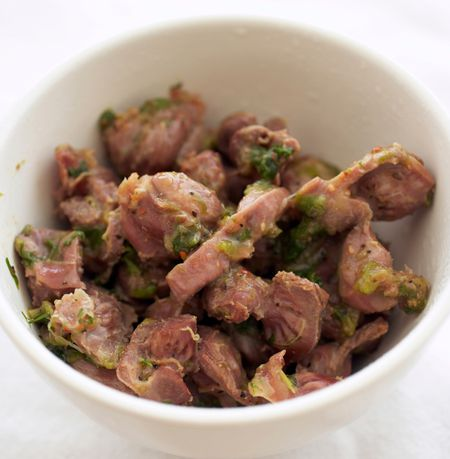Chicken Gizzards Cooking Tips What They Taste Like