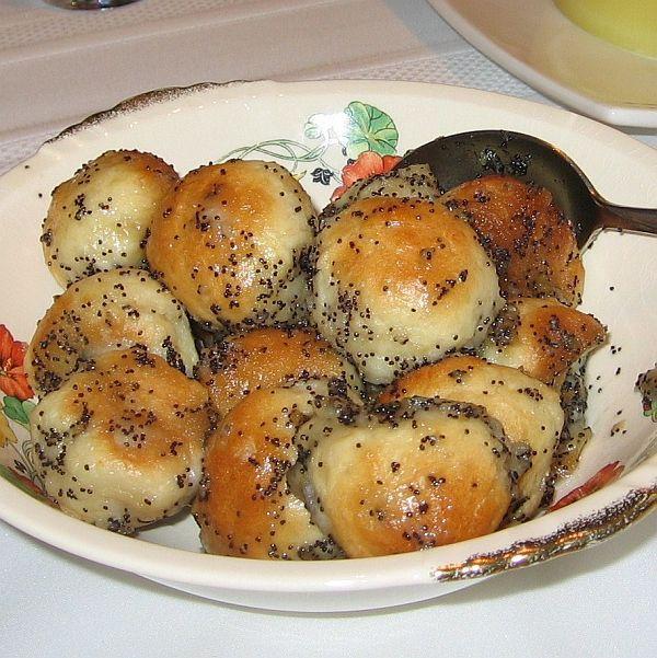 Slovak Sweet Bobalki