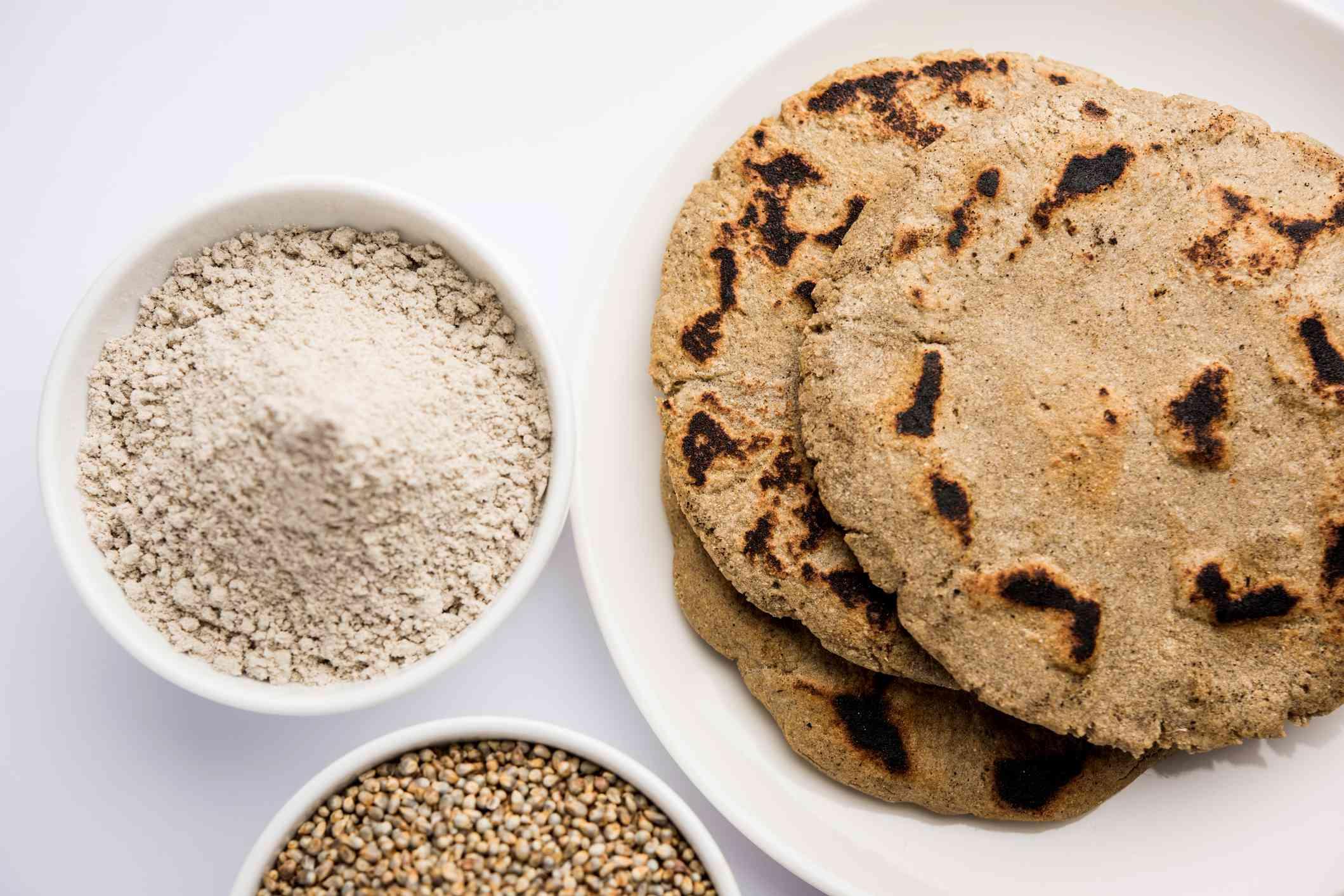 Sorghum bread