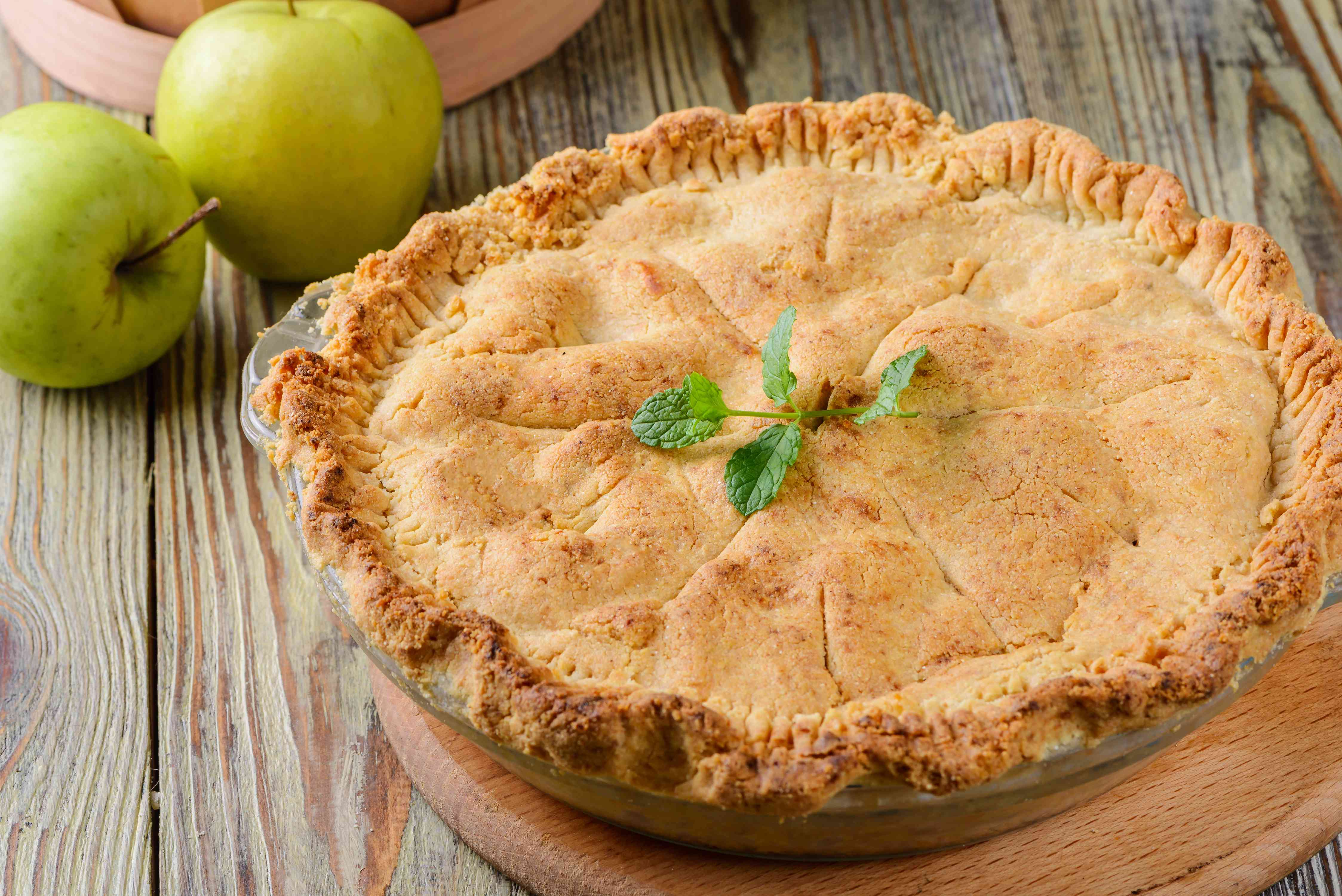 Old fashioned gluten free apple pie recipe