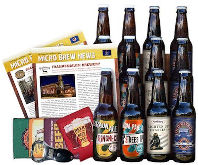 Beer of the Month Club Craft Beer Club Shipment