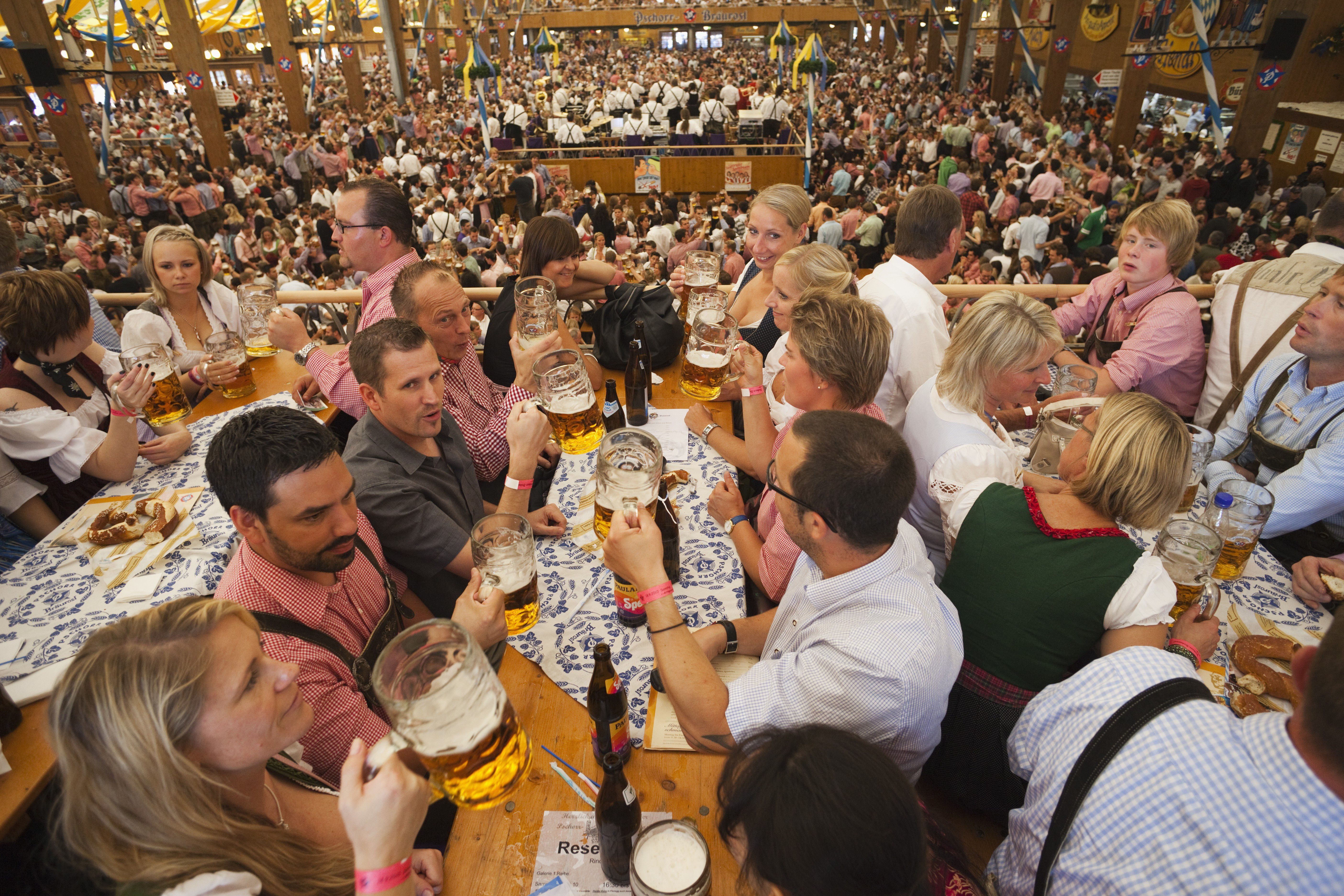 Make Your Own German Oktoberfest Food with These Recipes