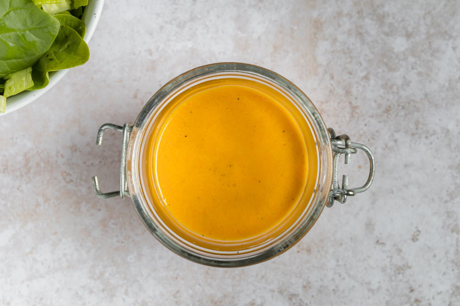 Japanese Onion, Ginger, and Carrot Salad Dressing