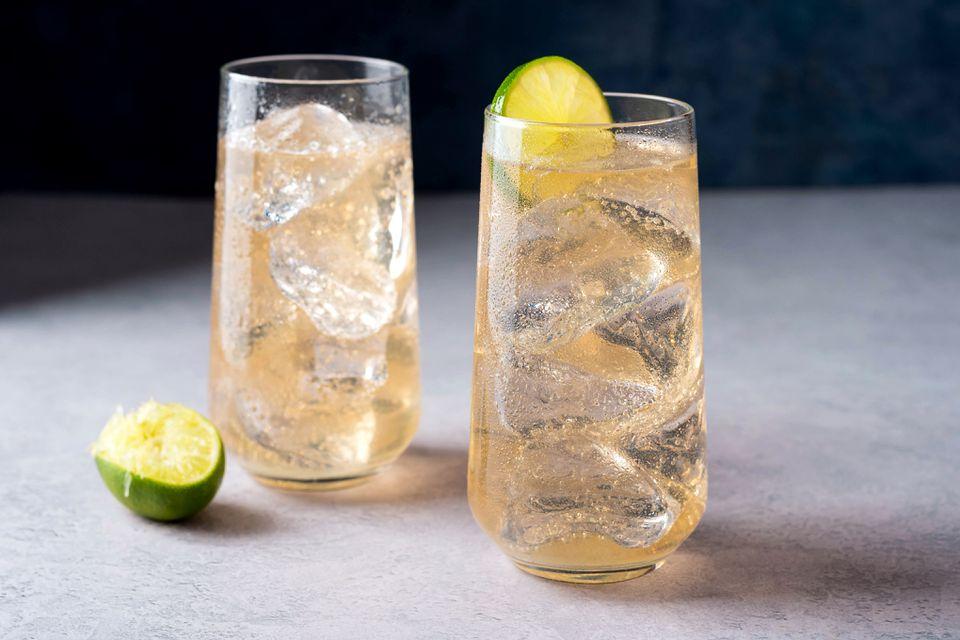Chilcano de Pisco: A Peruvian Brandy Cocktail