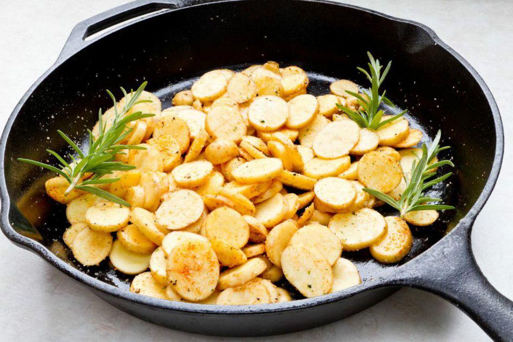 Roasted Chateau Potatoes