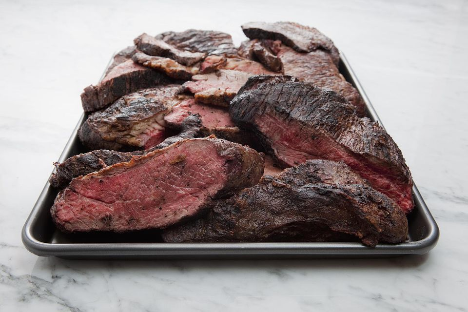 Asian Tri-Tip Steak