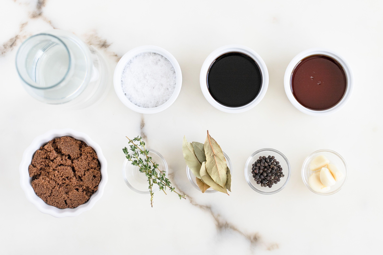Ingredients for brine