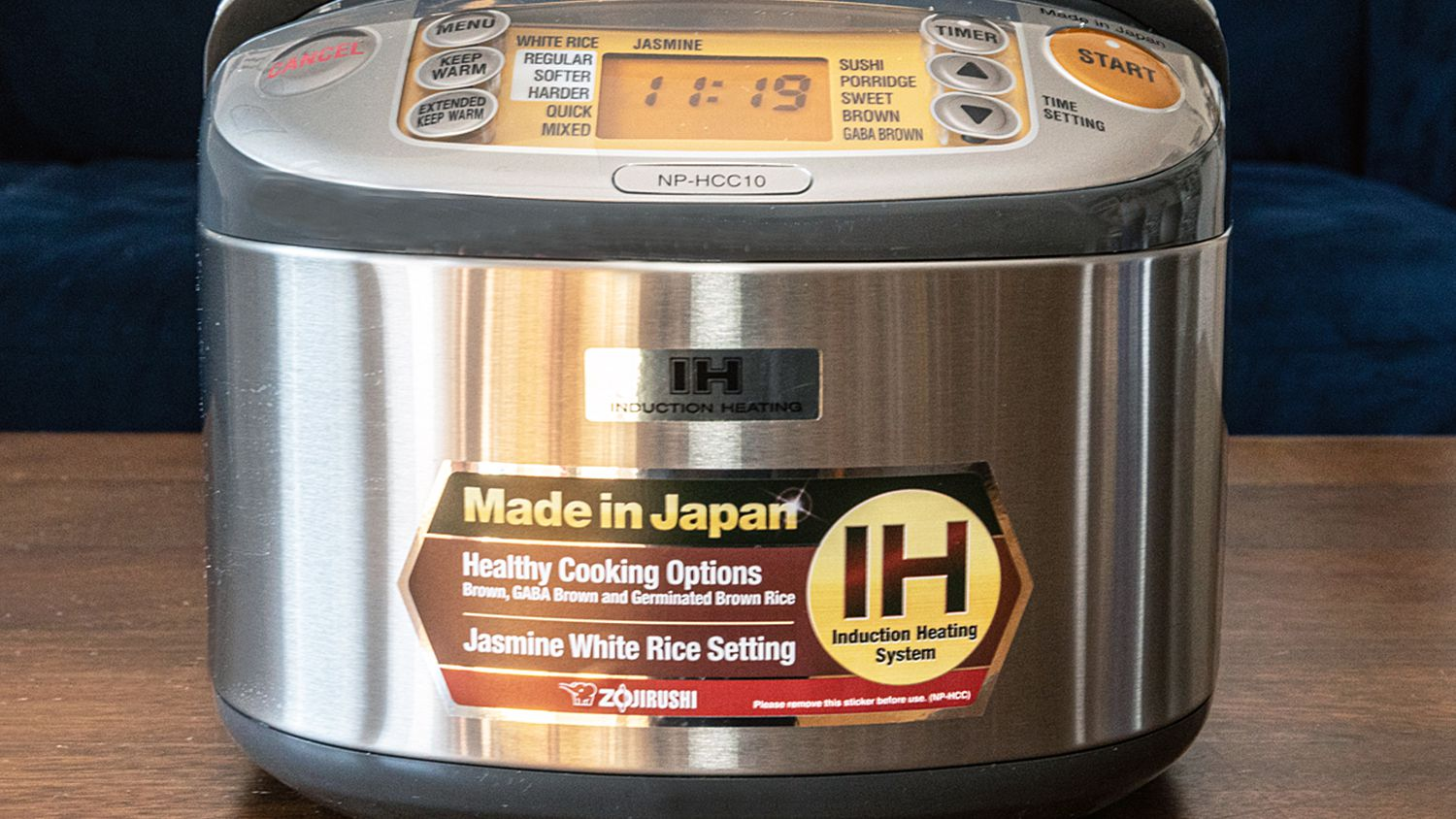 Zojirushi Rice Cooker Review Professional Rice For A Price